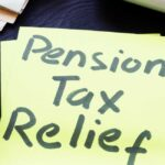 Tax Relief on Pensions