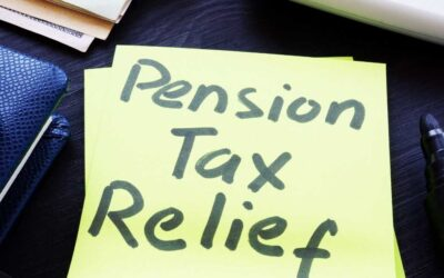 Claiming Tax Relief on Pensions